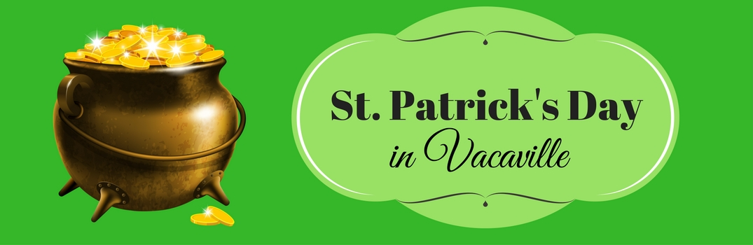 2017 St. Patrick's Day in Vacaville, CA