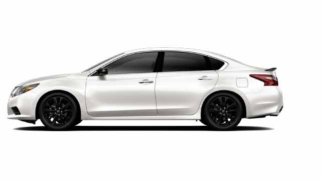 2017 Nissan Altima Midnight Edition