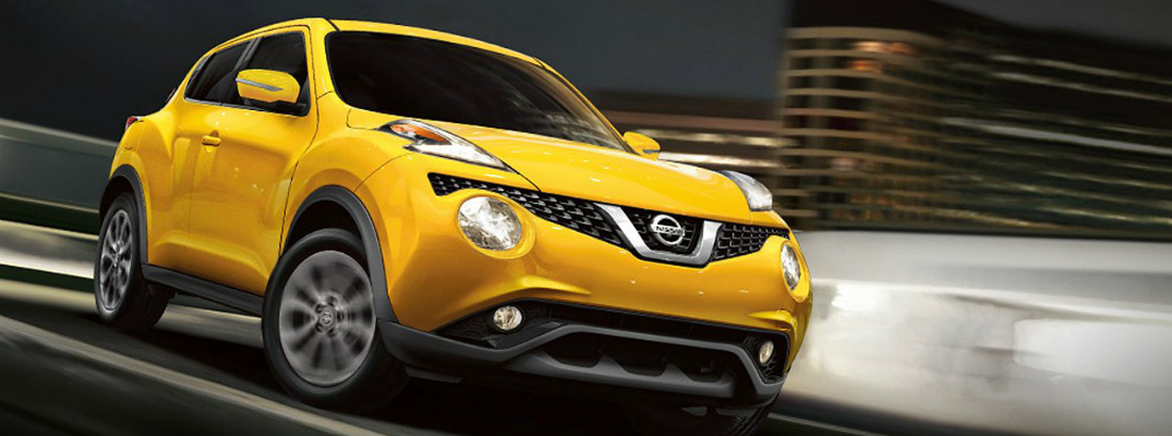 Technology and Design Features of the 2017 Nissan Juke Exterior