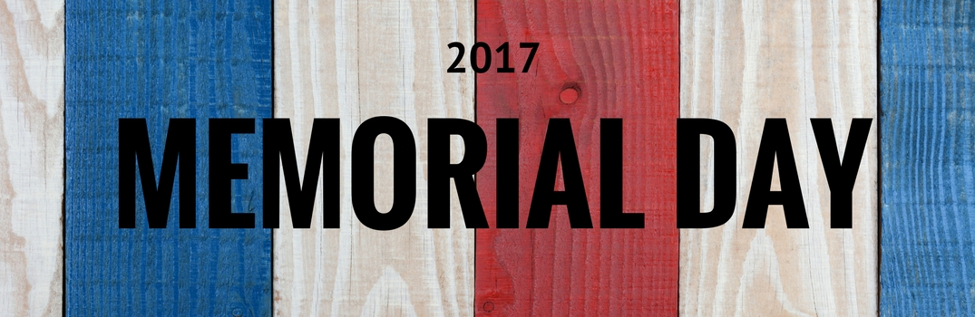 2017 Memorial Day Events in Vacaville CA