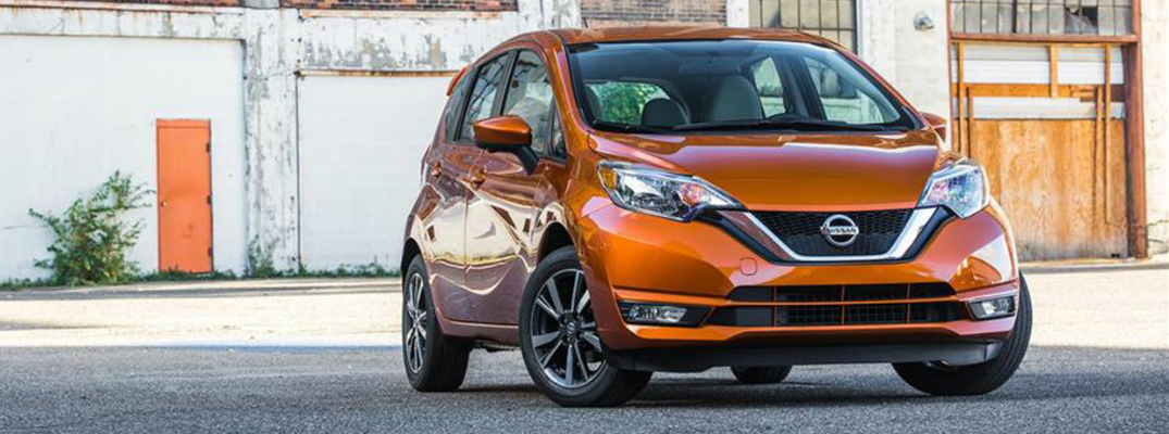 Design Attributes of the 2017 Nissan Versa Note Exterior