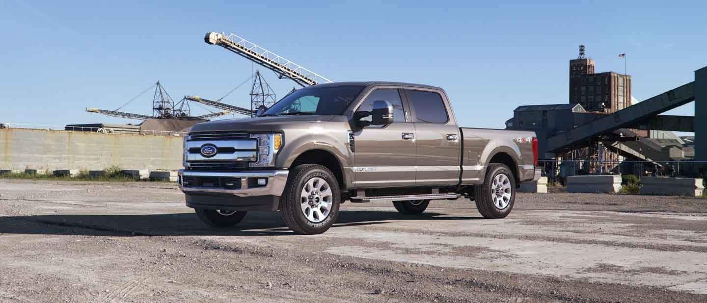 ford super duty lineup exterior color option gallery