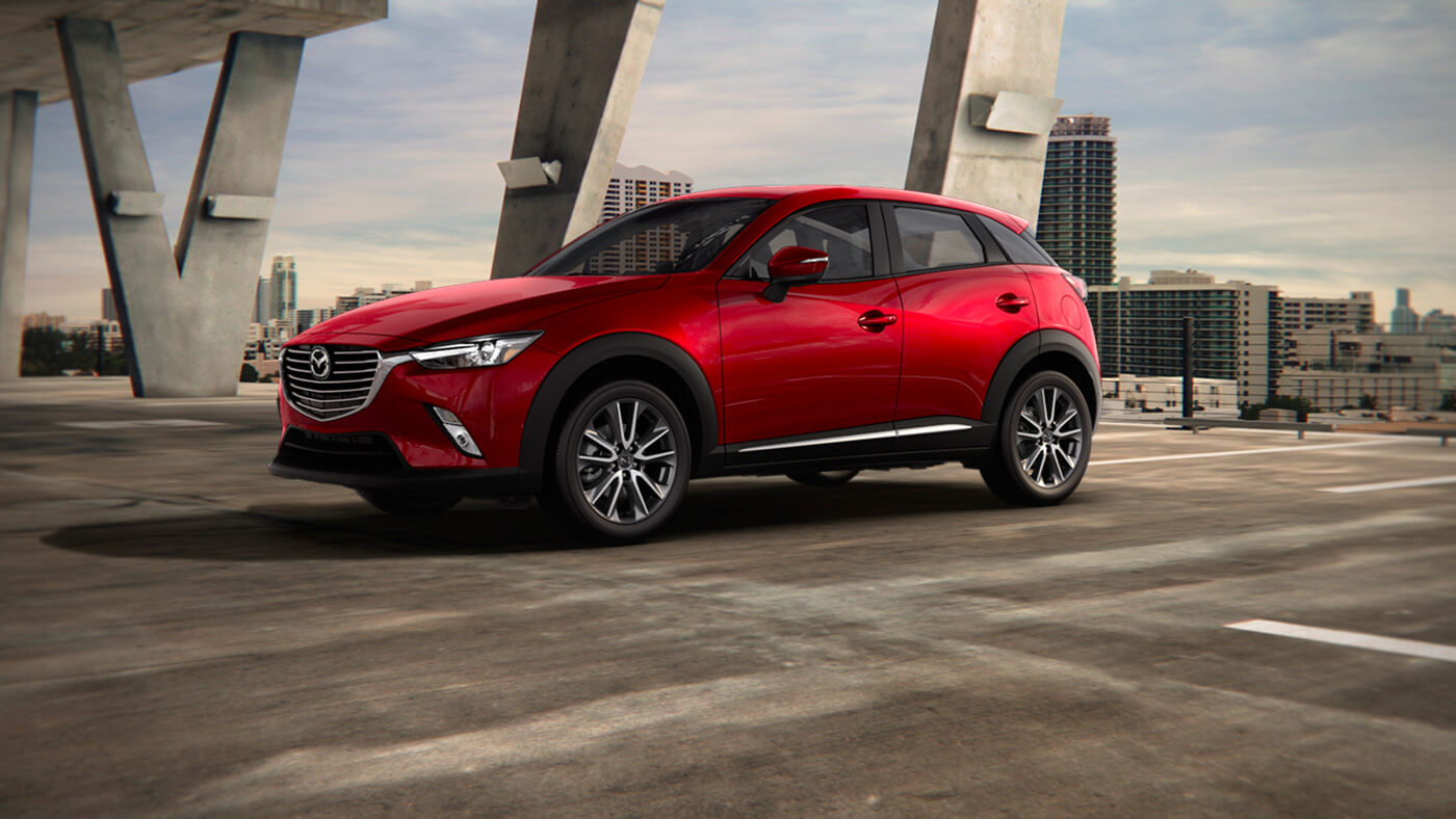2016 Mazda Cx 3 Color Options