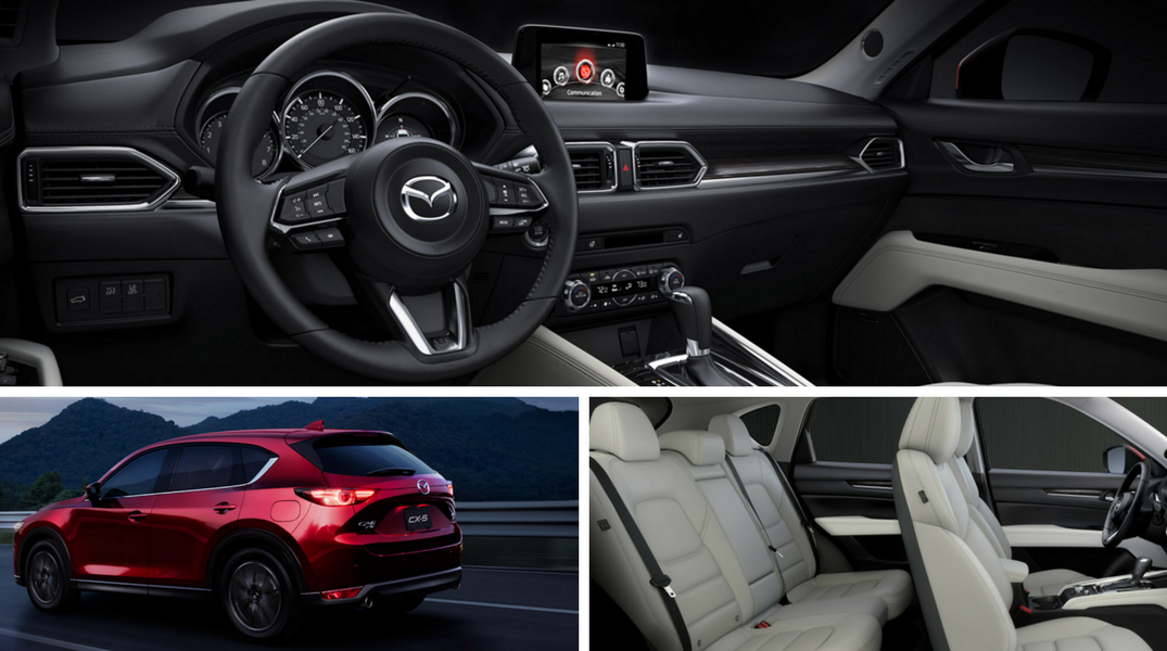 what does the 2017 mazda cx 5 look like. Black Bedroom Furniture Sets. Home Design Ideas