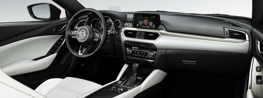 Does the 2017 Mazda6 come with Mazda Mobile Start?