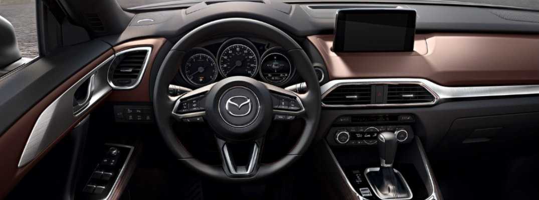How to connect iPhone to 2017 Mazda CX-9 Bluetooth