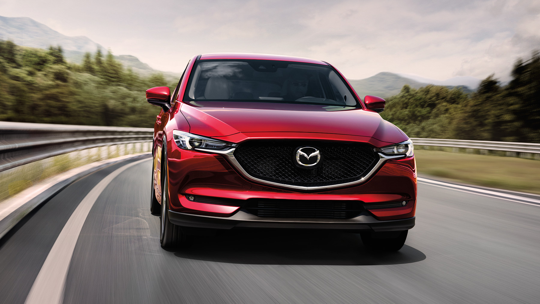 2017 mazda cx 5 fuel economy and driving range