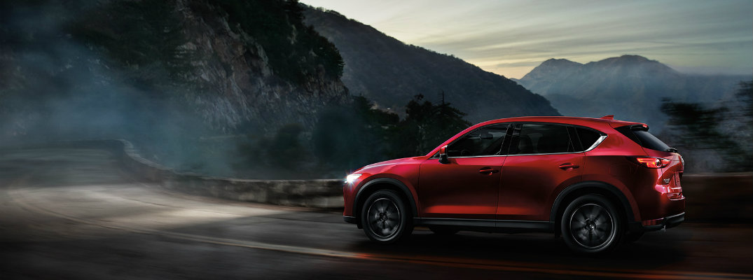 What's new in the 2017 Mazda CX-5?