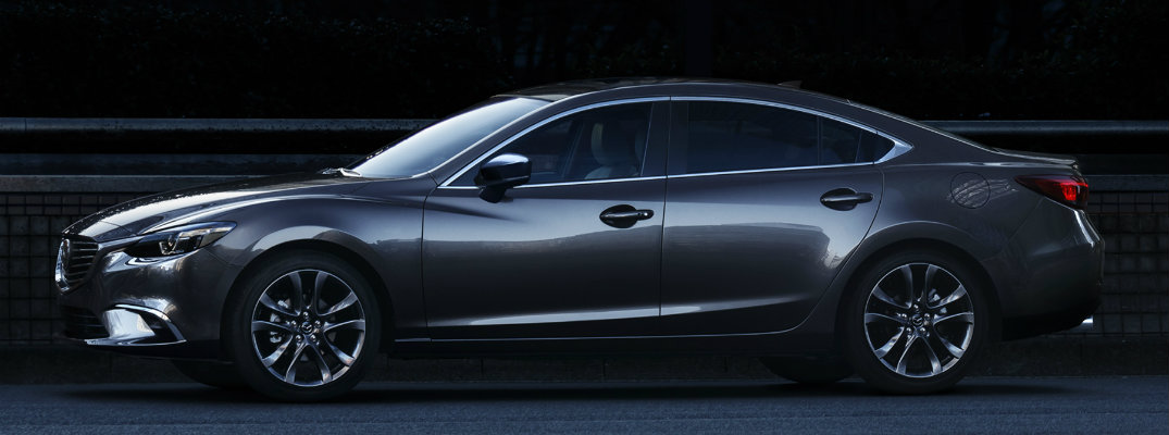 Does the 2017 Mazda6 come with a navigation system?