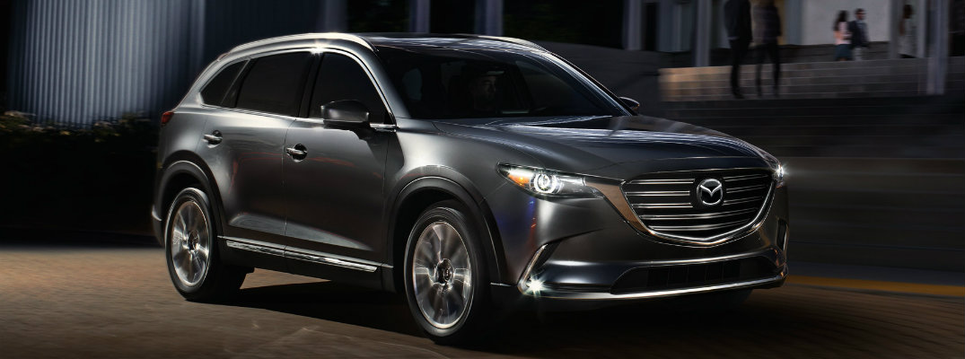2017 Mazda CX-9 fuel economy and driving range