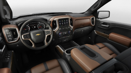 when will the 2019 chevrolet silverado be available?