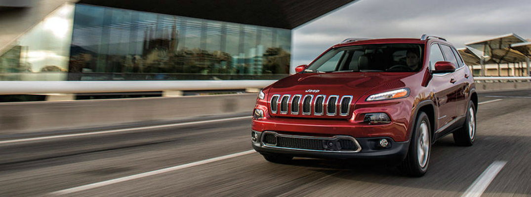 2015 Jeep Cherokee dealer San Antonio, TX