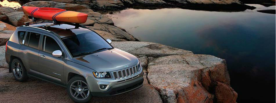 2015 Jeep Compass travel accessories