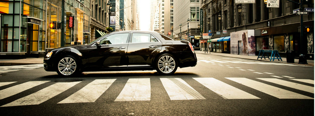 2015 Chrysler 300 with all-wheel drive