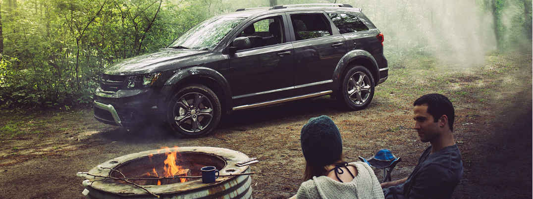 2015 Dodge Journey towing capacity