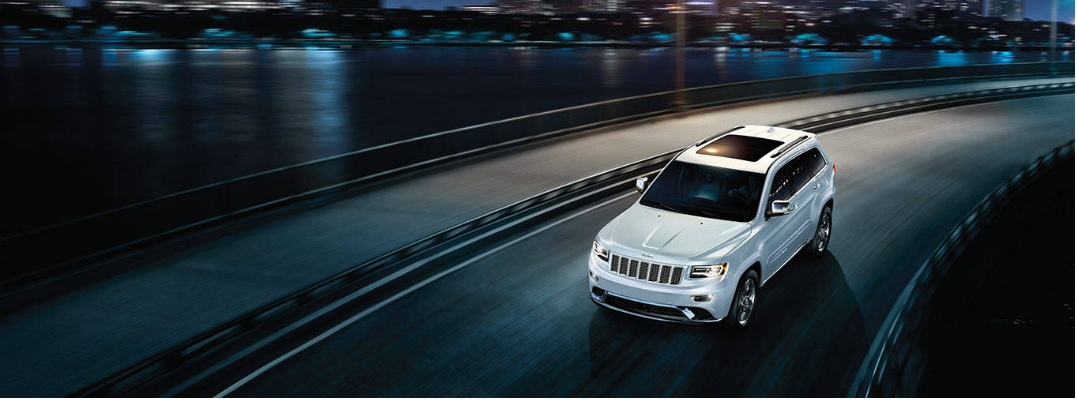 2015 Jeep Grand Cherokee gas mileage