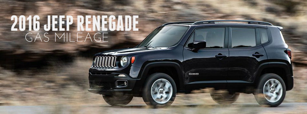 jeep renegade fuel economy autos post. Black Bedroom Furniture Sets. Home Design Ideas