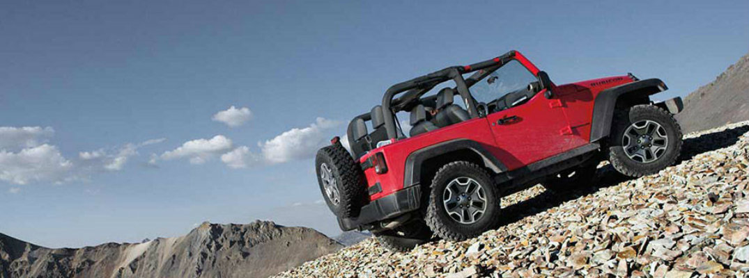2016 Jeep Wrangler Sport engine specifications