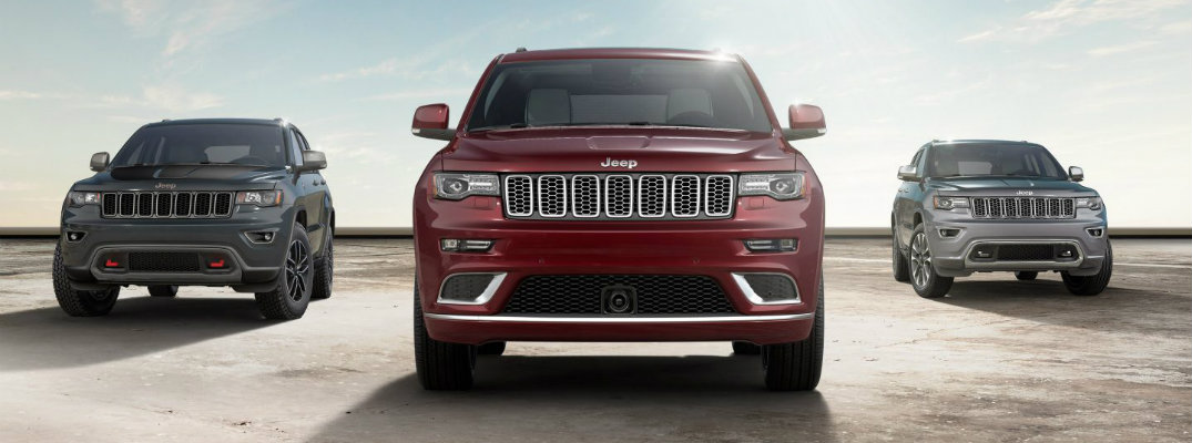 2016 Jeep Grand Cherokee Exterior Colors 2017 2018