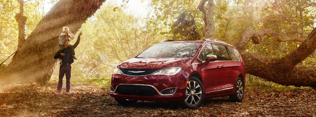 2017 Chrysler Pacifica PacifiKids videos