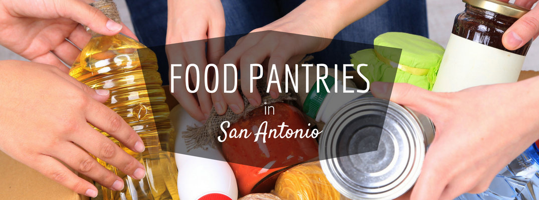 How to donate to food pantries in San Antonio TX