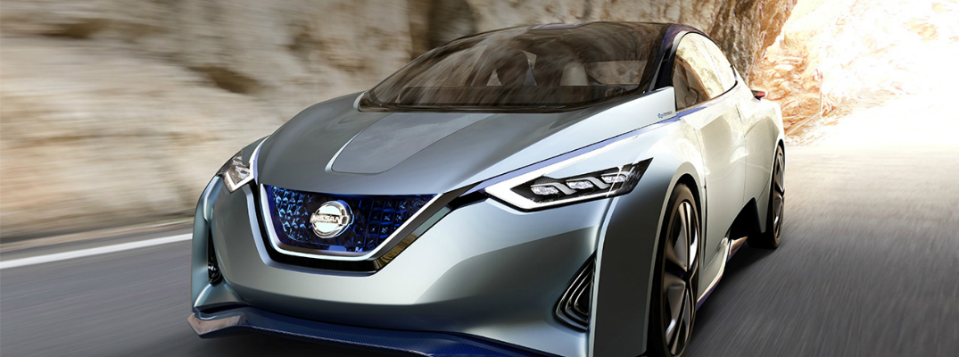 Features of the Nissan IDS Concept
