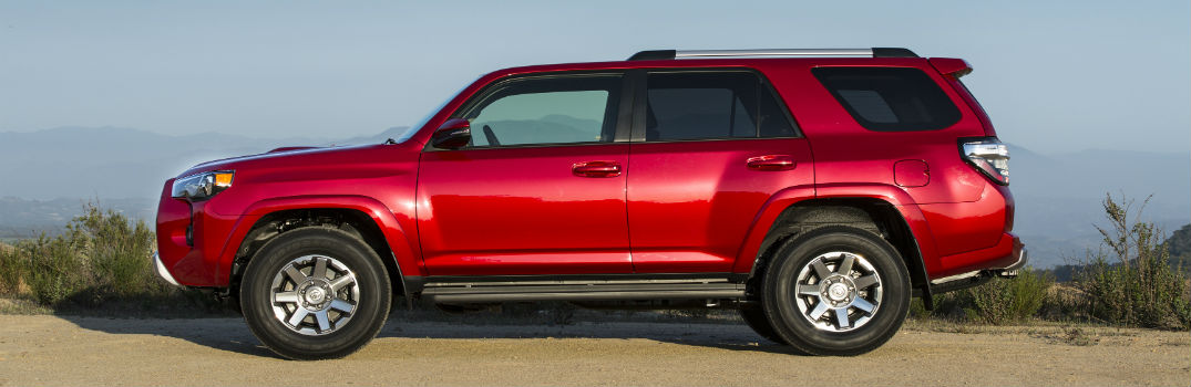 What's new with the 2017 4Runner?