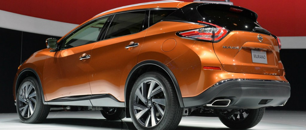 2015 nissan murano intuitive awd system. Black Bedroom Furniture Sets. Home Design Ideas