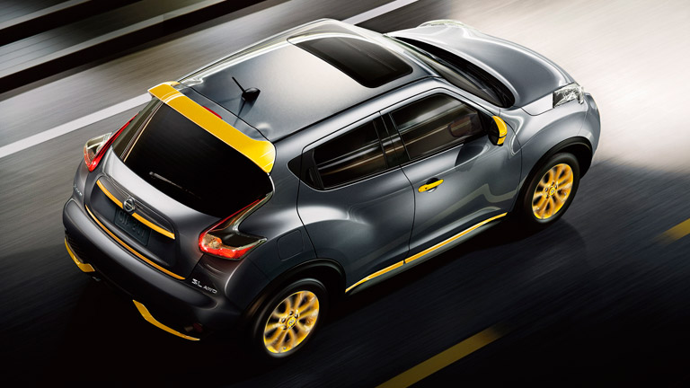 what does the 2015 nissan juke customization cost