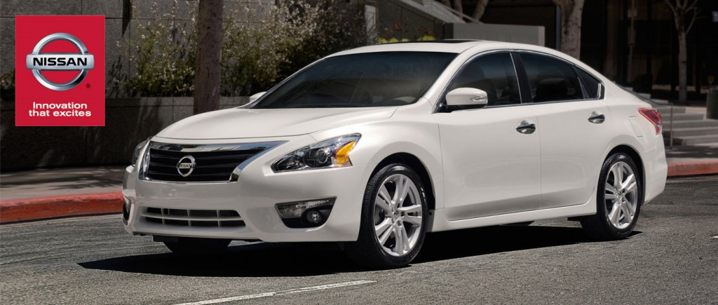 2015 Nissan Altima Trim Comparison