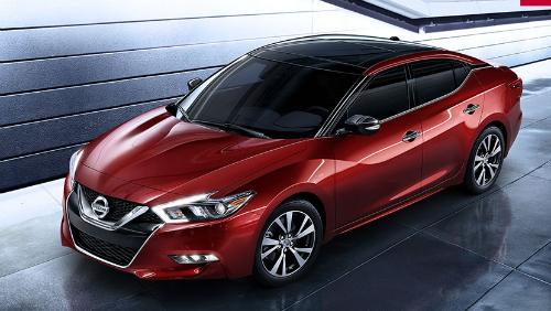 2016 Nissan Maxima Safety Rating
