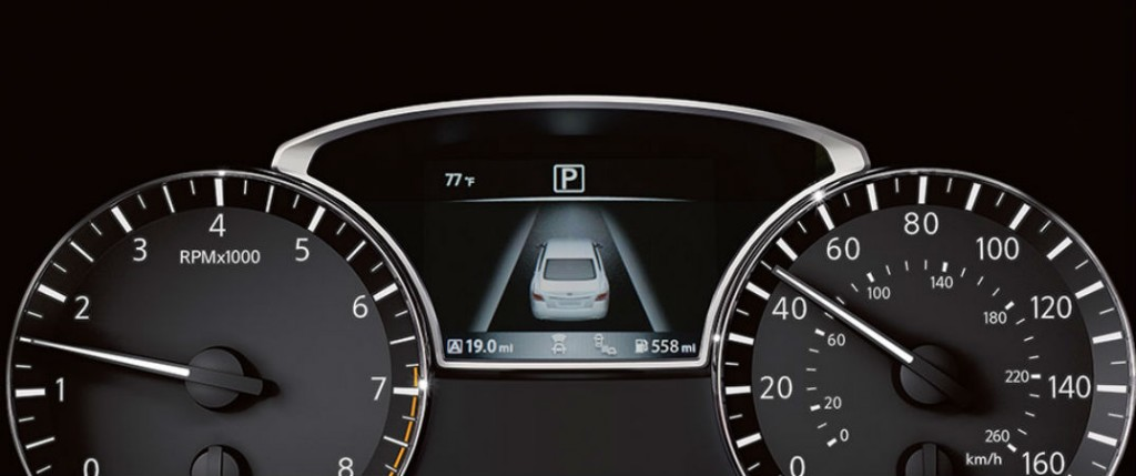 What does the Nissan Altima exclamation point triangle ...