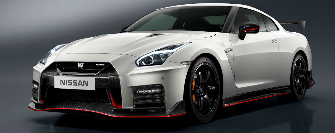 New 2017 Nissan GT-R NISMO Pictures Released