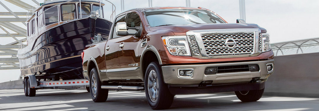 2017 Titan XD Awarded Truck of the Year Nomination!