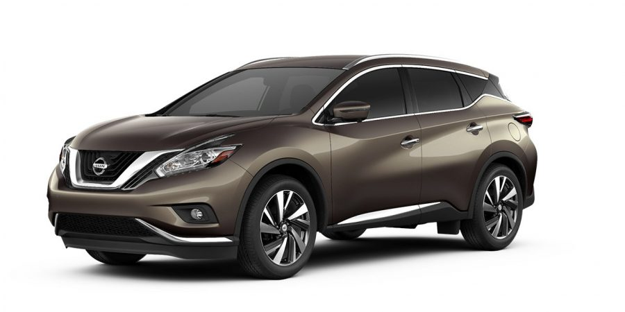 2017 Nissan Murano Java Metallic