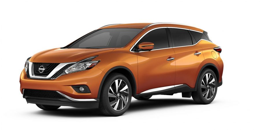 2017 Nissan Murano Pacific Sunset