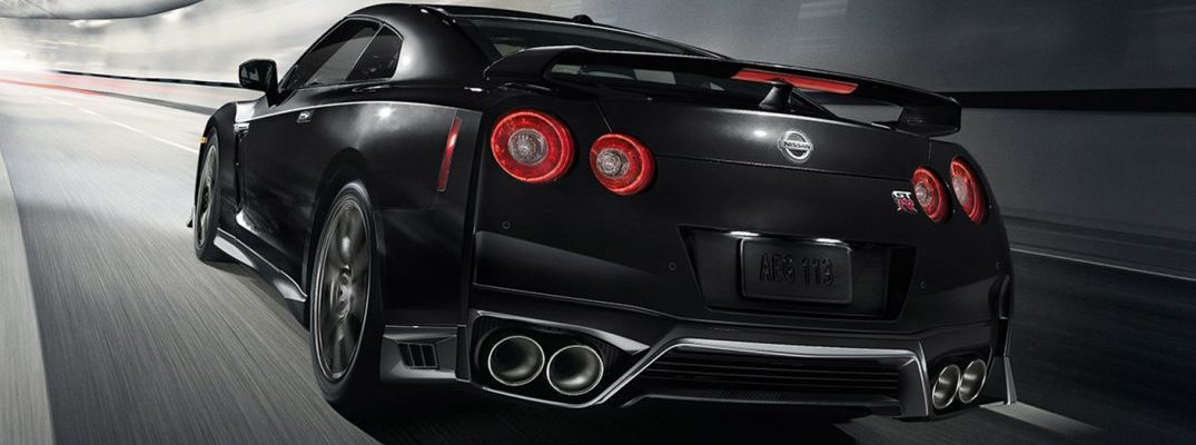 Get power and performance from the 2017 Nissan GT-R