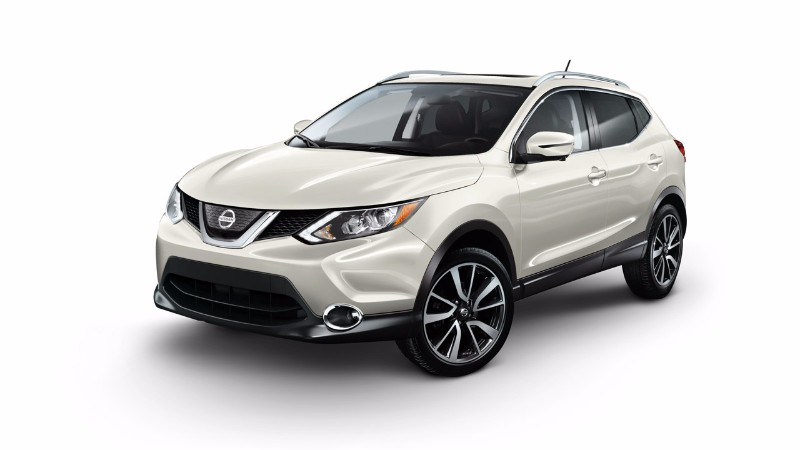 2017 Nissan Rogue Sport Pearl White_o