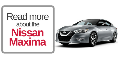 Read more about the Nissan Maxima