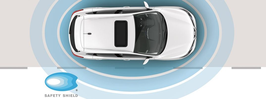 Drivers stay connected and aware in the new Rogue Sport