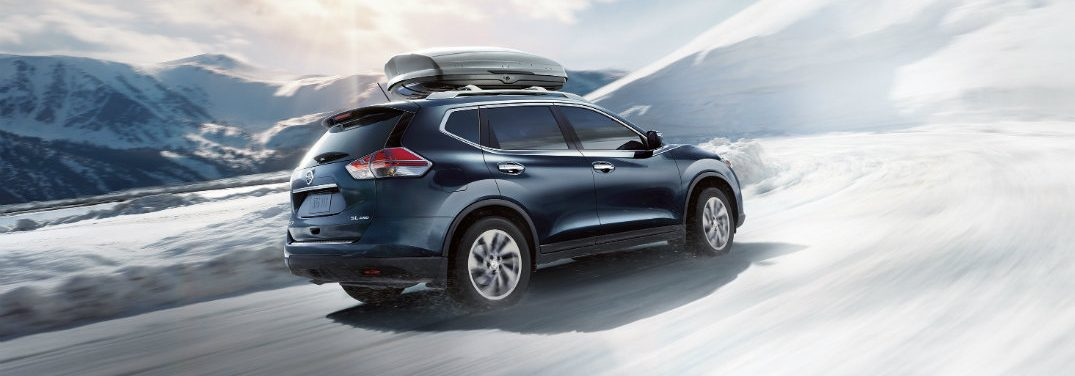 which nissan models have all-wheel drive