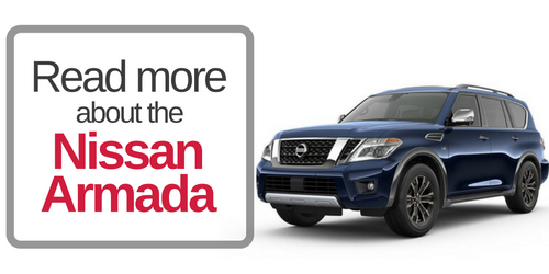 Read more about the Nissan Armada
