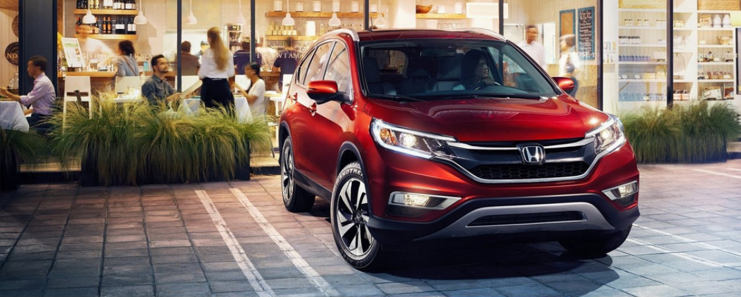 New Honda Cr V Takes Motor Trend Suv Of The Year Crown