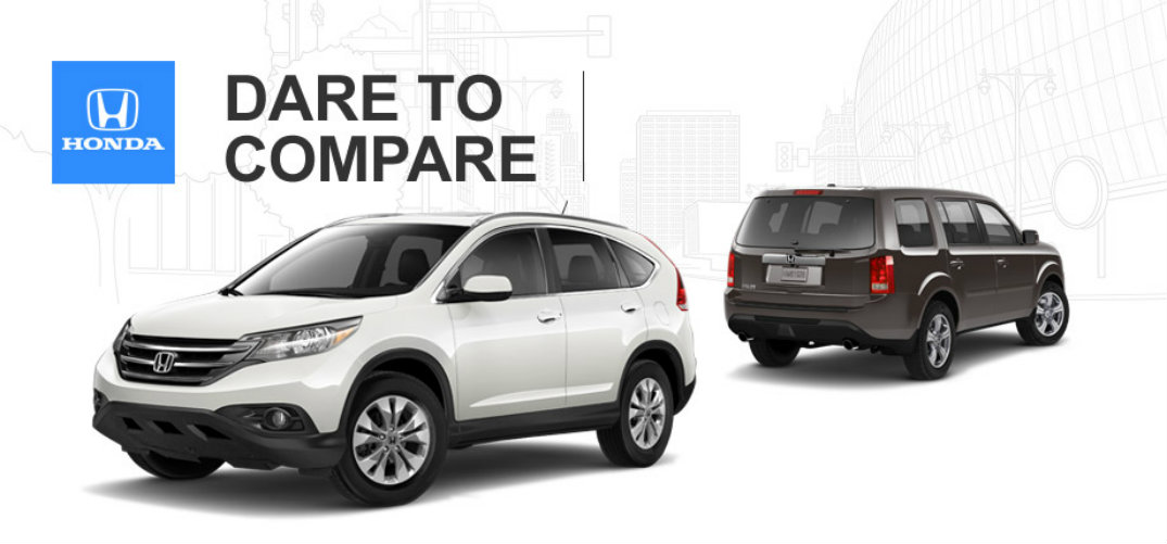 The Time to Consider 2015 Honda Pilot vs. 2015 Honda CR-V
