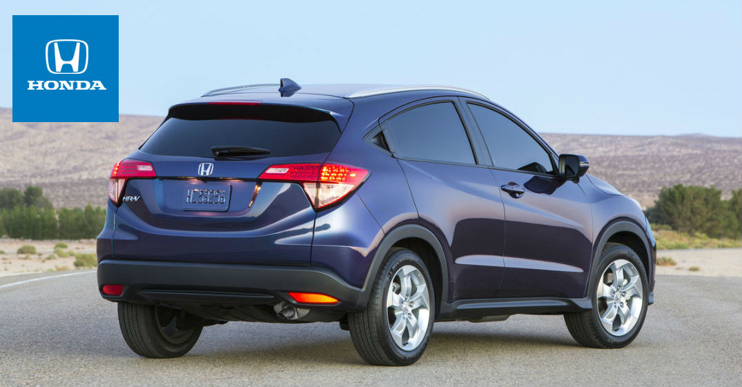 2016 honda hr v trim level features
