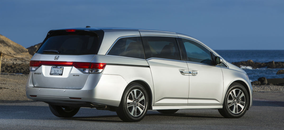 2016 Honda HR V And 2015 Honda Odyssey Recognized In Parentingu0027s Best  Family Cars Of