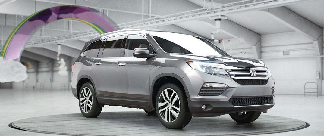 2016 honda pilot earns top safety rating from iihs. Black Bedroom Furniture Sets. Home Design Ideas