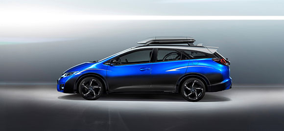 What is the Honda Civic Tourer release date?