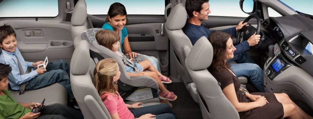 How Many Passengers Does The Honda Odyssey Seat