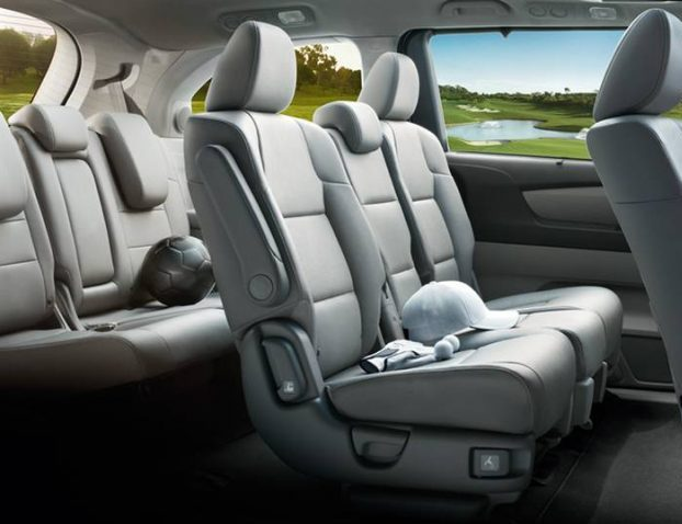 will the 2016 pilot have a split second row autos post. Black Bedroom Furniture Sets. Home Design Ideas